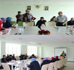 company visit MM UAD ke RS UNS